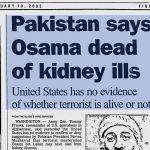 Truth about Osama Bin Laden