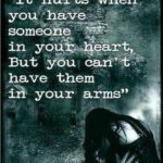 To Love Someone You Can't Have