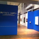 Infinite Earth Exhibition Installed and Tour Dates
