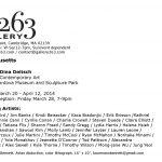 Gallery 263 – Massachusetts!
