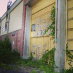 Abandoned Warehouse Enfield