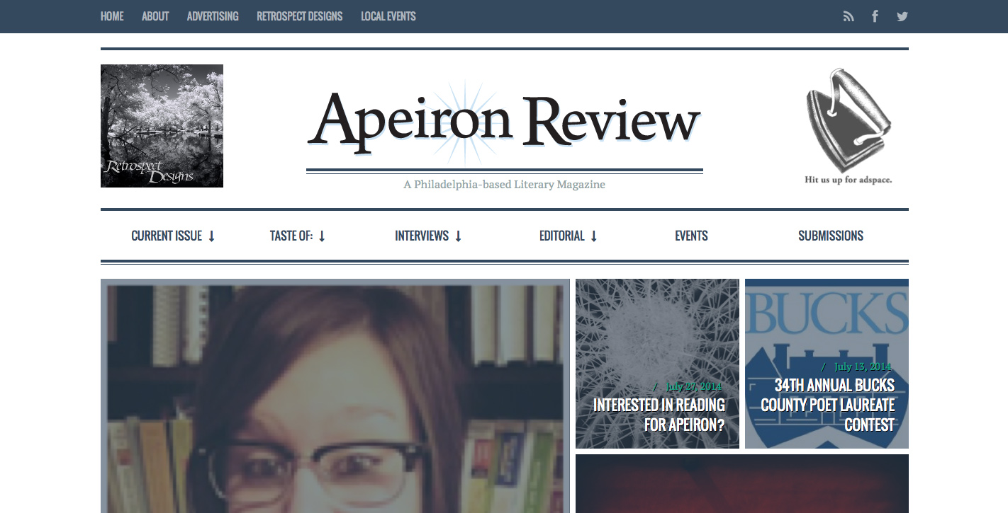 "Publication of ""Fern"" – Apeiron Review"