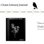 Hermeneutic Chaos Journal Nov '14