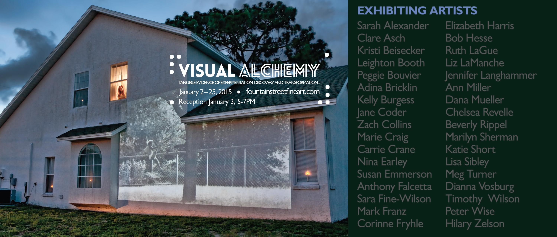 Visual Alchemy Press Release