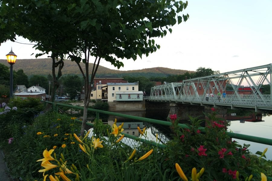 Shelburne Falls, MA – The Bridge of Flowers