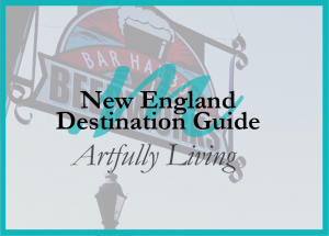 New England Destination Guide