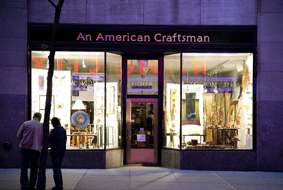 New Client: An American Craftsman Galleries