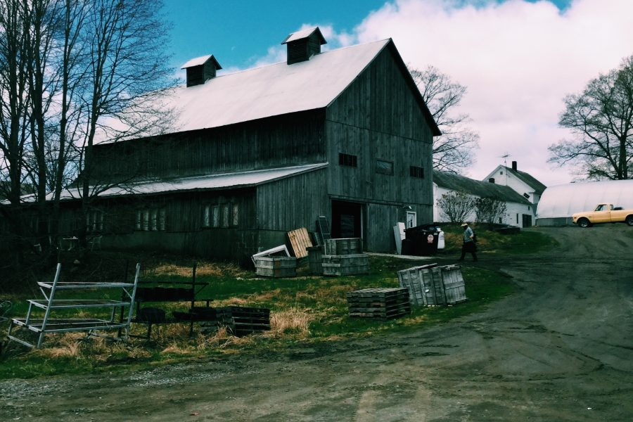 PUTNEY, VT – High Meadows Farm